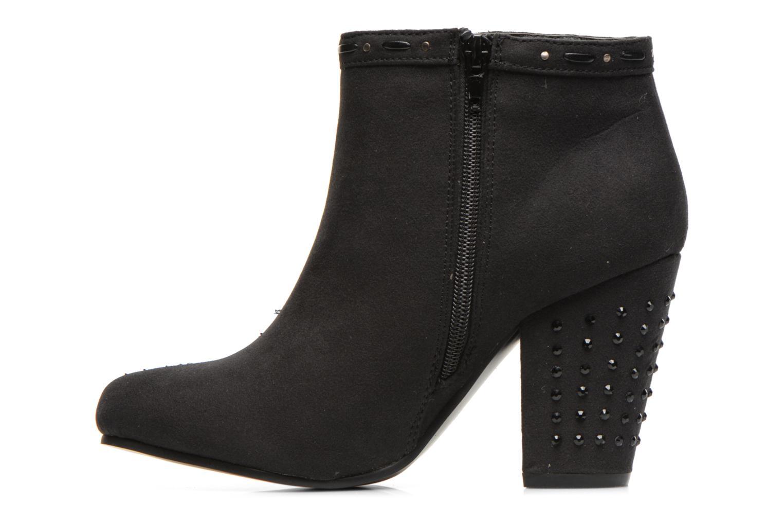 Bottines et boots Initiale Paris Pudding Noir vue face