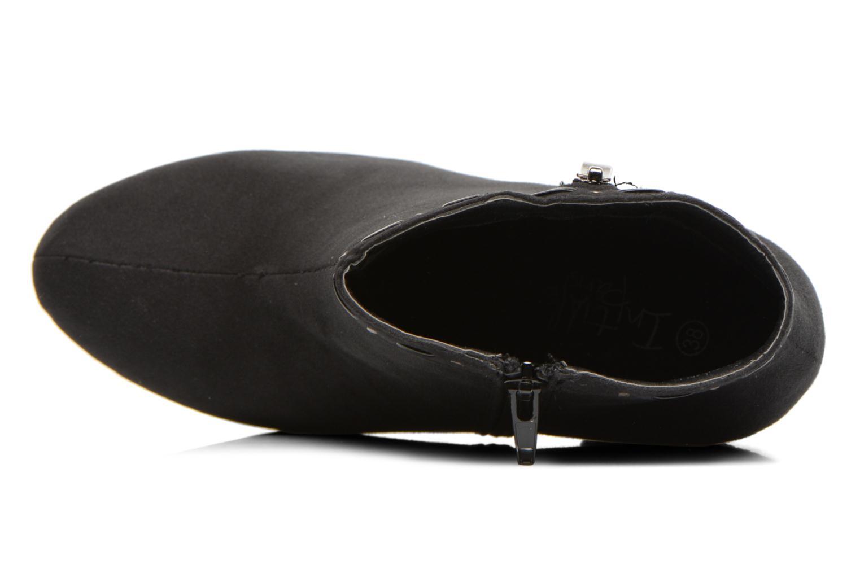 Bottines et boots Initiale Paris Pudding Noir vue gauche