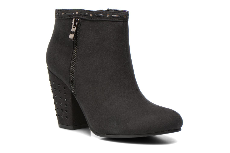 Bottines et boots Initiale Paris Pudding Noir vue détail/paire