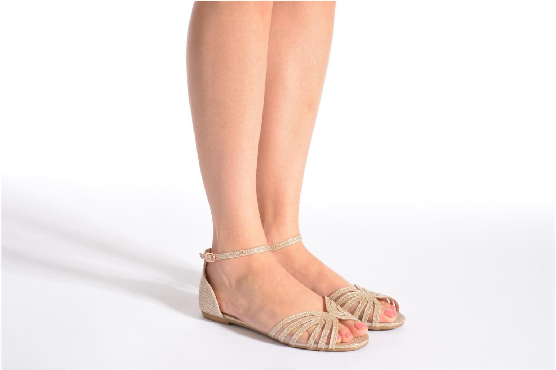 Sandalen I Love Shoes Kivipa Zwart onder