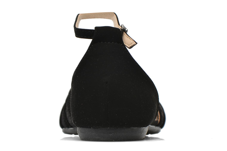 Sandalen I Love Shoes Kivipa Zwart rechts