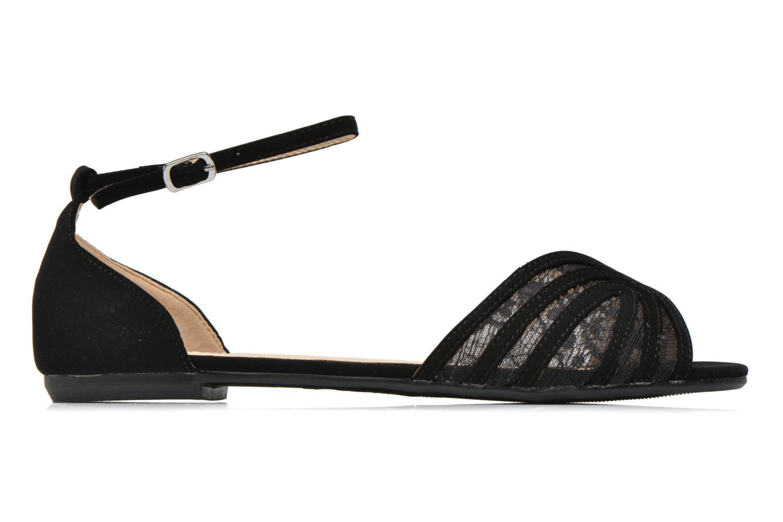 Sandalen I Love Shoes Kivipa Zwart achterkant