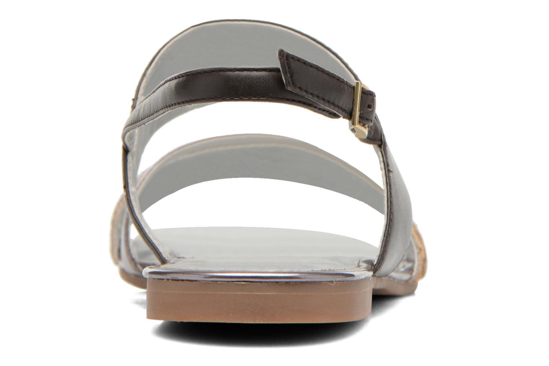 Sandales et nu-pieds JB MARTIN Frabuge Multicolore vue droite