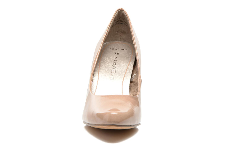 High heels Marco Tozzi Erodia Beige model view