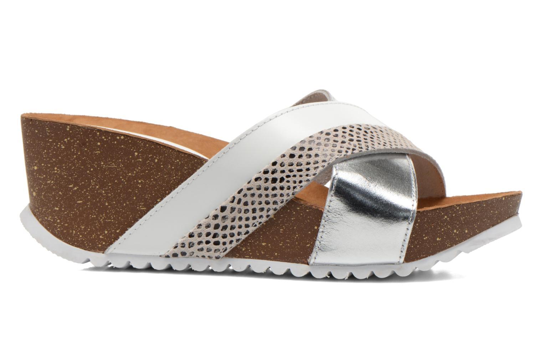 Sandals Elizabeth Stuart Yaris 882 White back view
