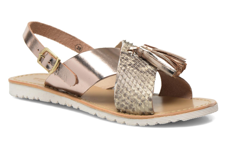 Sandali e scarpe aperte Elizabeth Stuart Polka 882 Oro e bronzo vedi dettaglio/paio