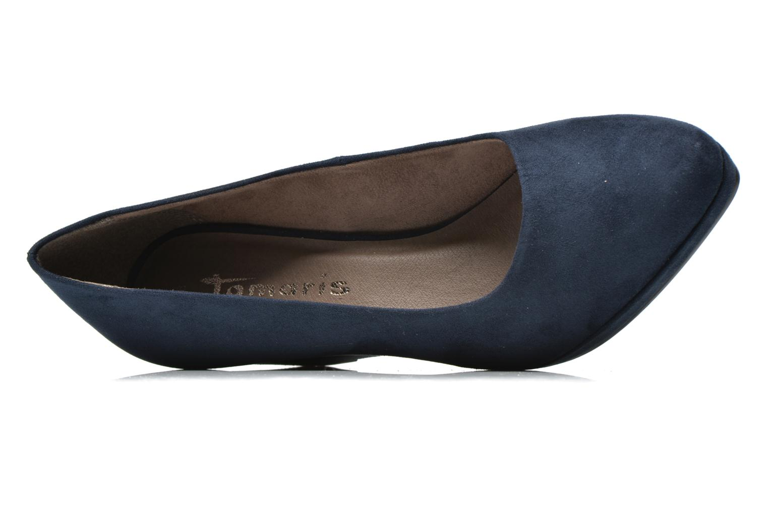 High heels Tamaris Rucuhy 2 Blue view from the left