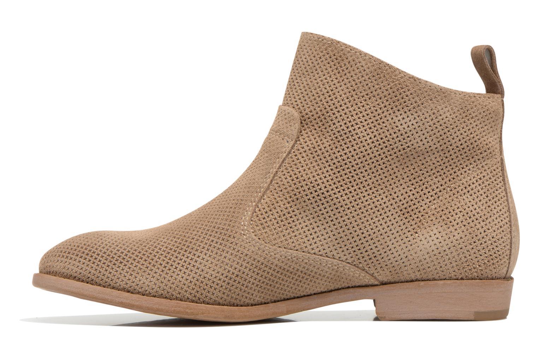 Bottines et boots Tamaris Bahova Beige vue face