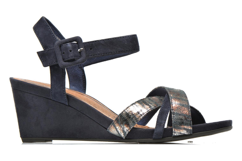 Sandales et nu-pieds Tamaris Covuja Bleu vue derrière