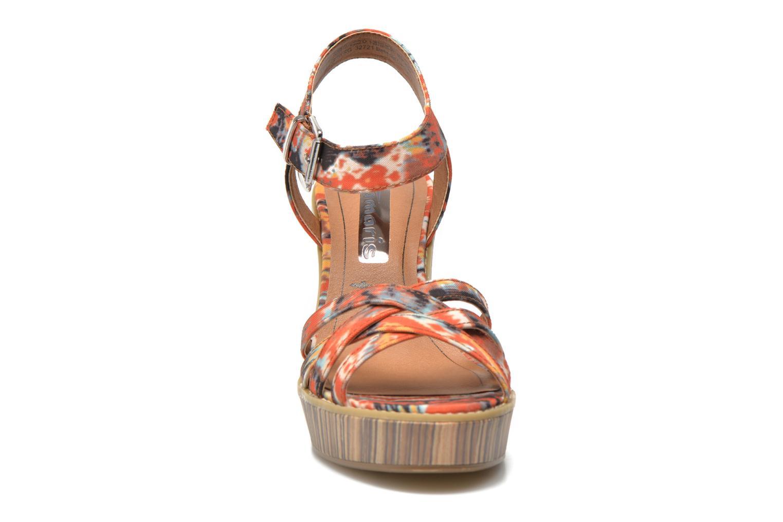 Sandales et nu-pieds Tamaris Atraba Multicolore vue portées chaussures