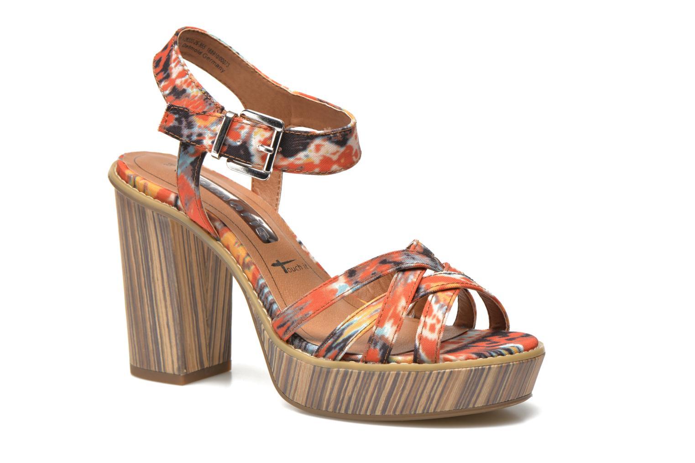 Sandales et nu-pieds Tamaris Atraba Multicolore vue détail/paire