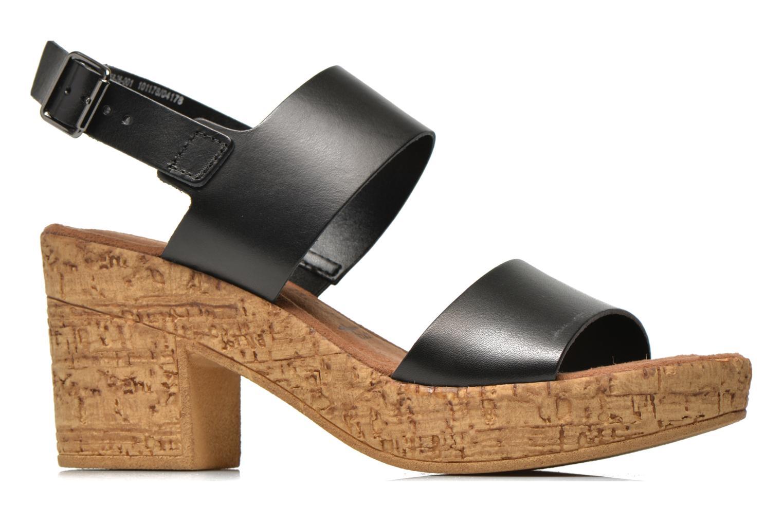 Sandales et nu-pieds Tamaris Bideca Noir vue derrière