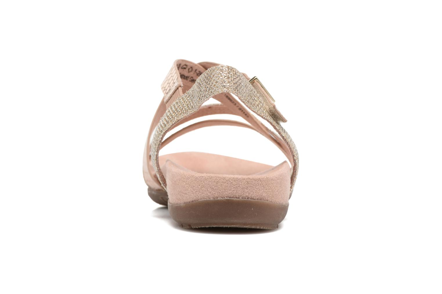 Sandals Tamaris Nurina Pink view from the right