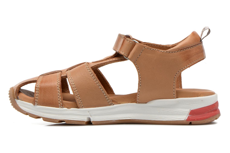 Sandali e scarpe aperte Bisgaard Bent Marrone immagine frontale