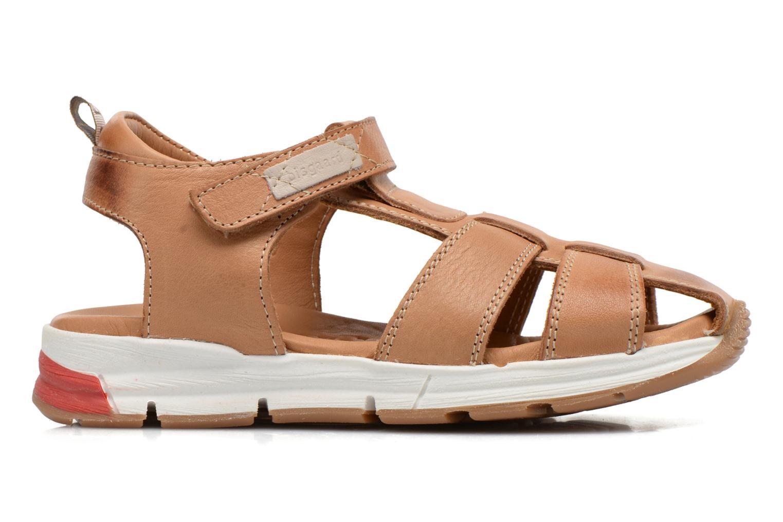 Sandali e scarpe aperte Bisgaard Bent Marrone immagine posteriore