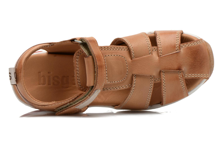Sandali e scarpe aperte Bisgaard Bent Marrone immagine sinistra