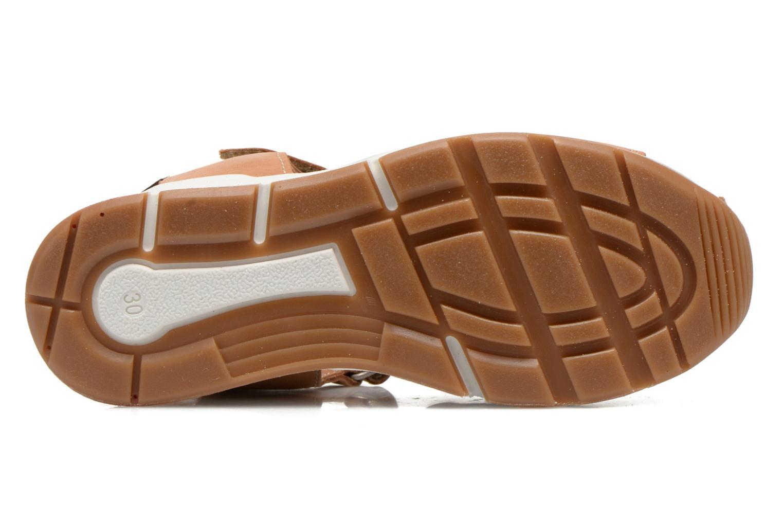 Sandali e scarpe aperte Bisgaard Bent Marrone immagine dall'alto
