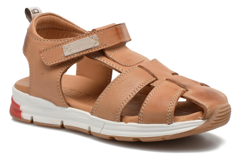 Sandali e scarpe aperte Bisgaard Bent Marrone vedi dettaglio/paio