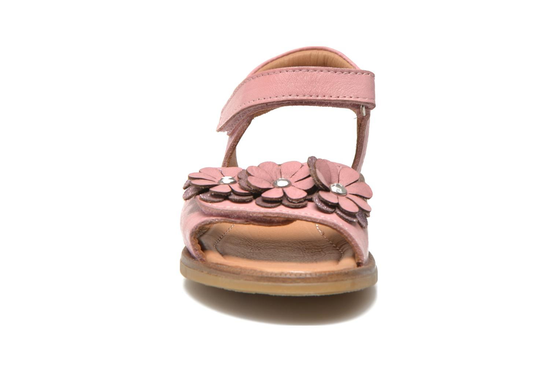 Sandales et nu-pieds Bisgaard Nicha Rose vue portées chaussures