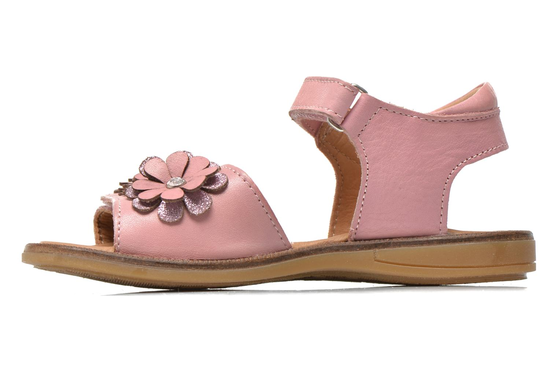 Sandales et nu-pieds Bisgaard Nicha Rose vue face