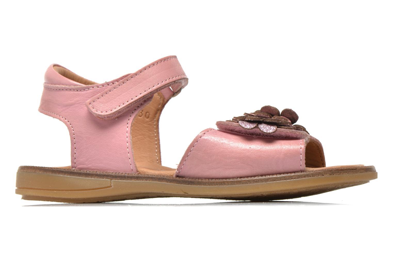 Sandales et nu-pieds Bisgaard Nicha Rose vue derrière