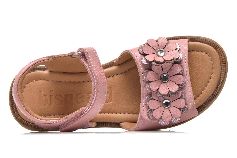 Sandales et nu-pieds Bisgaard Nicha Rose vue gauche