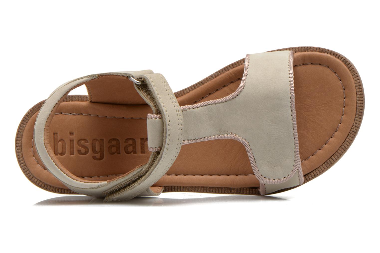 Sandales et nu-pieds Bisgaard Phoebe Beige vue gauche