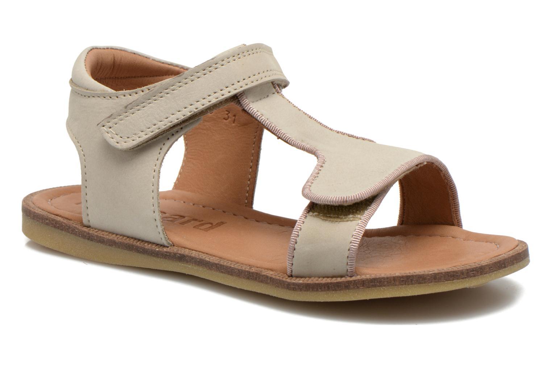 Sandales et nu-pieds Bisgaard Phoebe Beige vue détail/paire