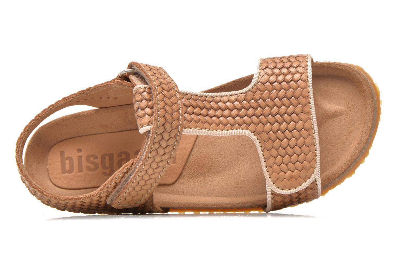 Sandales et nu-pieds Bisgaard Alia Beige vue gauche