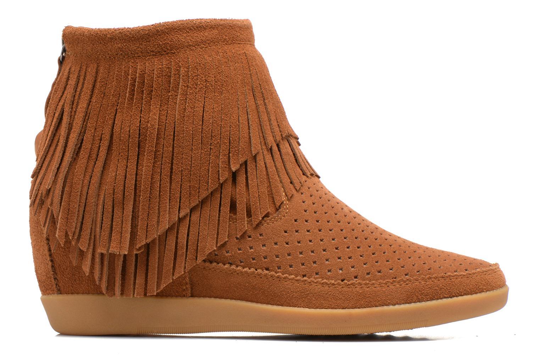 Bottines et boots Shoe the bear Emmy Fringes Marron vue derrière
