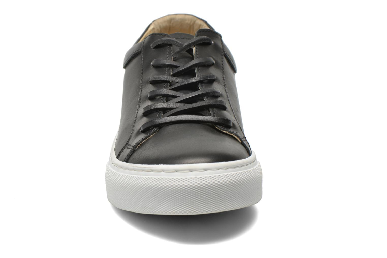 Deportivas Shoe the bear Hiro L Negro vista del modelo