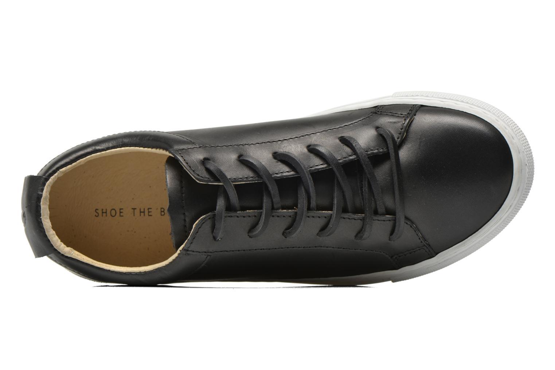 Sneaker Shoe the bear Hiro L schwarz ansicht von links