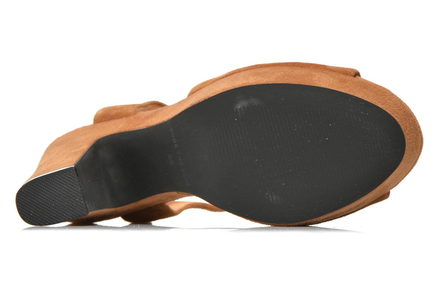 Sandaler Shoe the bear Sandy Brun se foroven