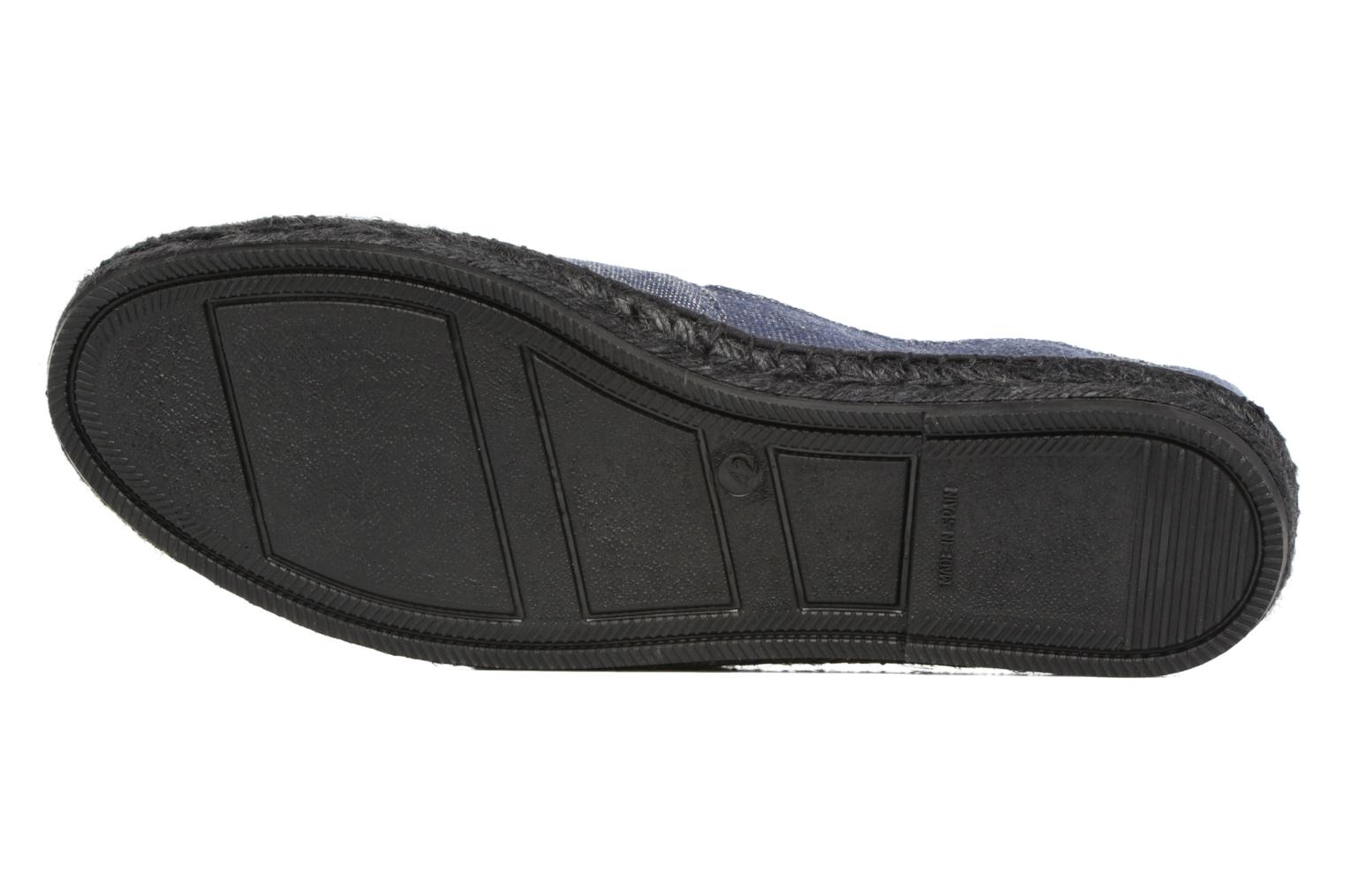 Espadrilles Kenzo Slit Blue view from above