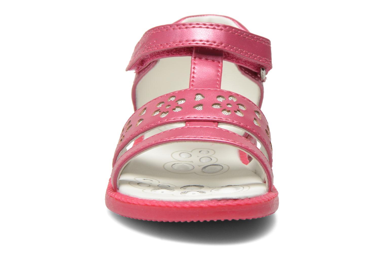 Sandales et nu-pieds Chicco Classy Rose vue portées chaussures