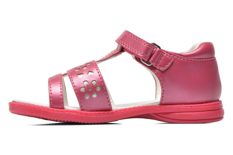 Sandales et nu-pieds Chicco Classy Rose vue face
