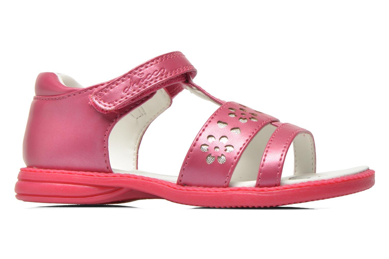 Sandales et nu-pieds Chicco Classy Rose vue derrière
