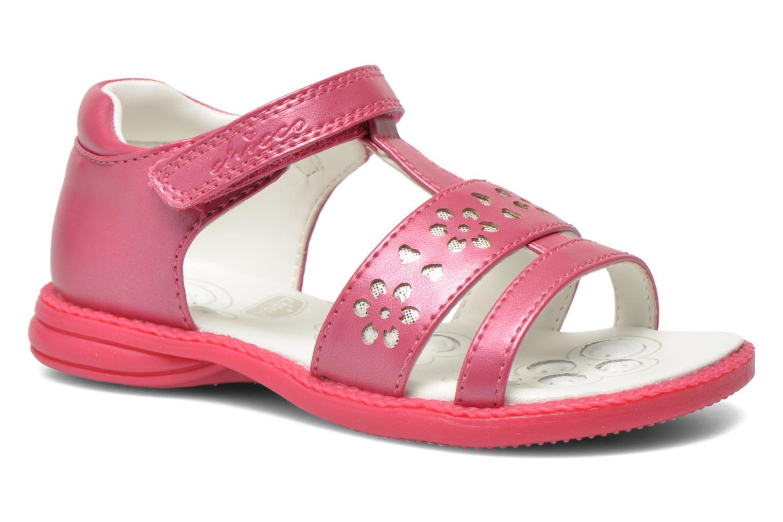 Sandales et nu-pieds Chicco Classy Rose vue détail/paire