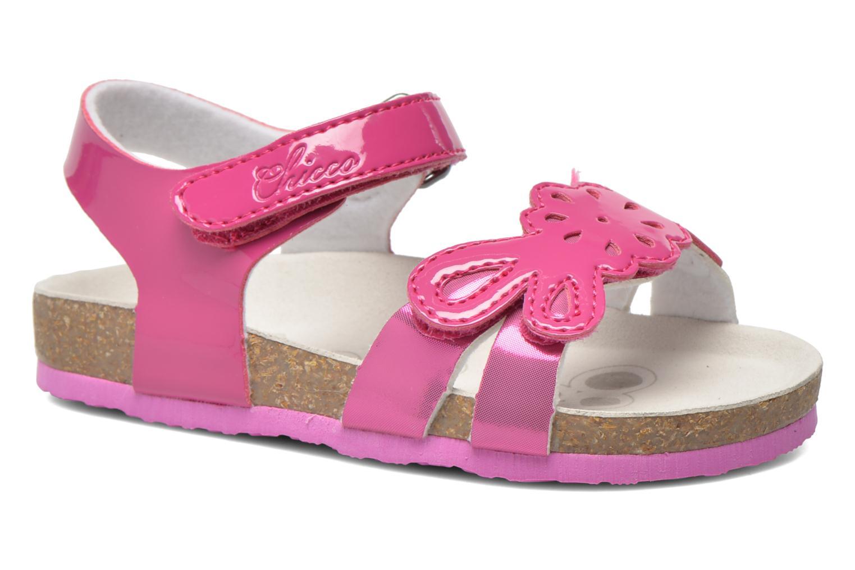 Sandales et nu-pieds Chicco Hamalia Rose vue détail/paire