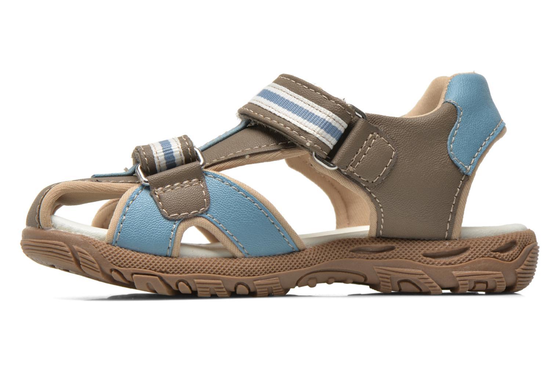 Sandali e scarpe aperte Chicco Cucciolo Grigio immagine frontale