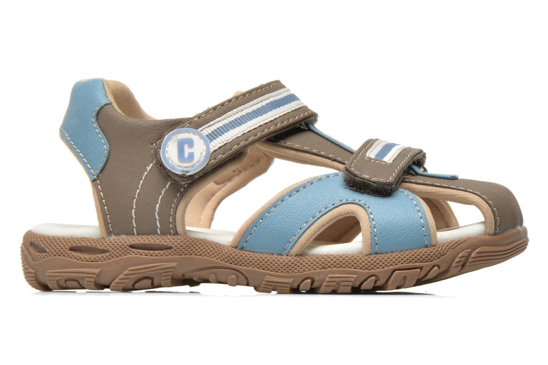Sandali e scarpe aperte Chicco Cucciolo Grigio immagine posteriore