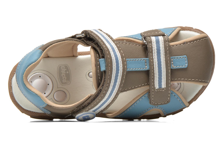 Sandali e scarpe aperte Chicco Cucciolo Grigio immagine sinistra