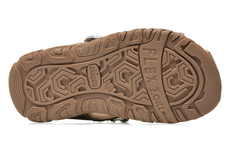 Sandali e scarpe aperte Chicco Cucciolo Grigio immagine dall'alto