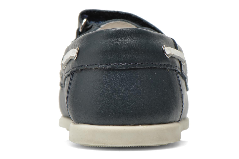 Loafers Chicco Crem Blå Se fra højre
