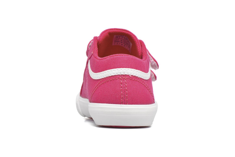 Sneakers Le Coq Sportif Saint Gaetan Inf Rosa immagine destra