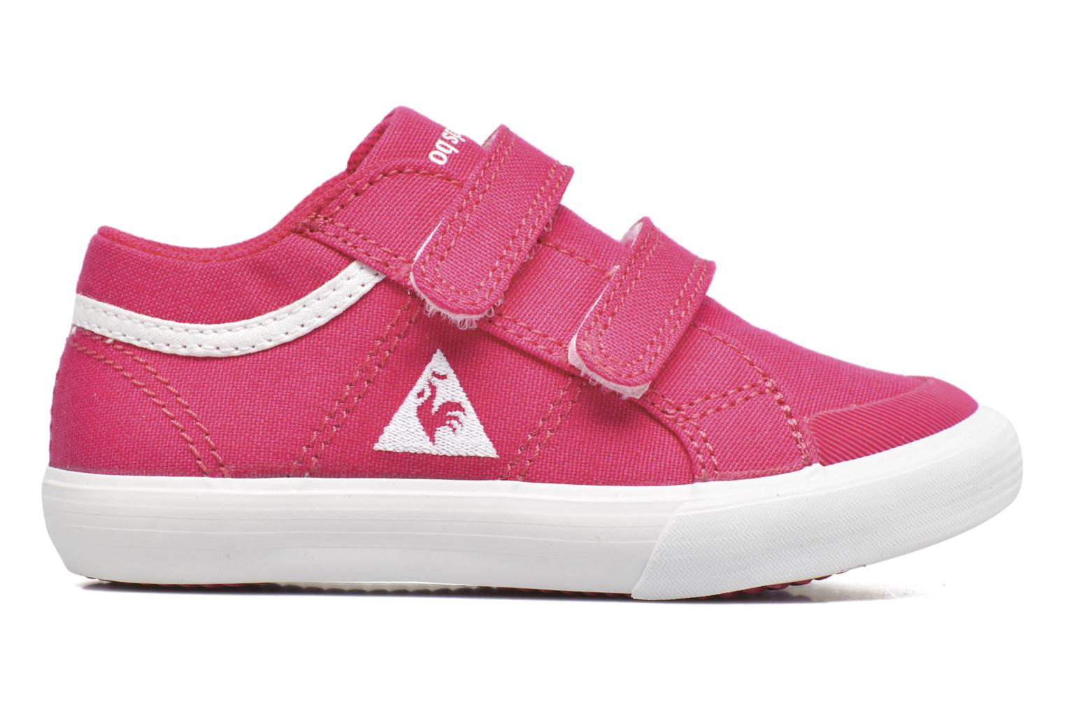 Trainers Le Coq Sportif Saint Gaetan Inf Pink back view