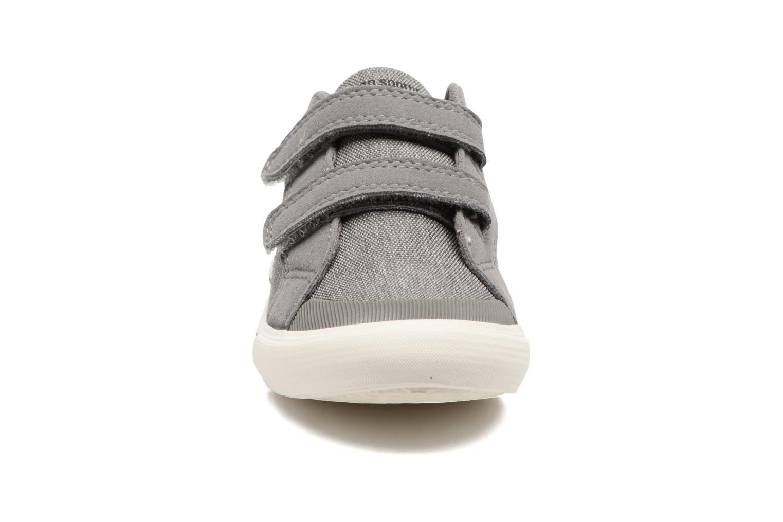 Sneaker Le Coq Sportif Saint Gaetan Inf grau schuhe getragen