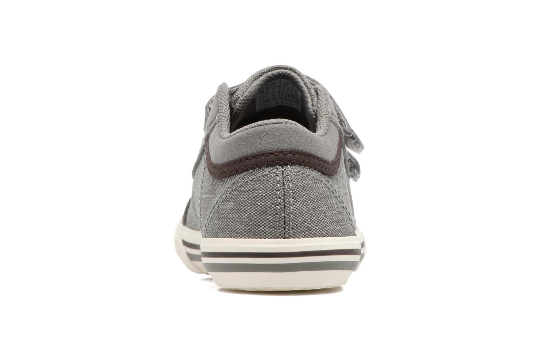 Sneaker Le Coq Sportif Saint Gaetan Inf grau ansicht von rechts