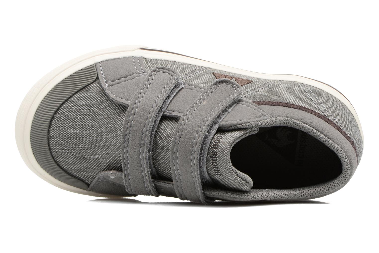 Sneaker Le Coq Sportif Saint Gaetan Inf grau ansicht von links