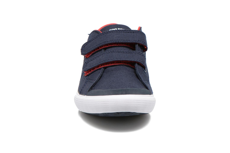 Baskets Le Coq Sportif St Gaetan PS cvs Bleu vue portées chaussures
